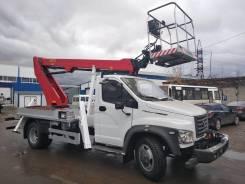 Автовышка ГАЗ С41R33