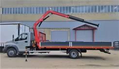 Бортовой грузовик ГАЗ С41R33
