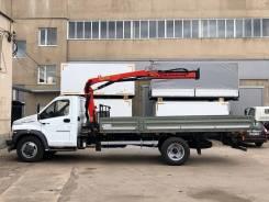Бортовой грузовик КМУ Palfinger PK6500a