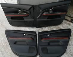 Обшивка дверей: Тойота Харриер 2 поколение, Лексус RX 330,350