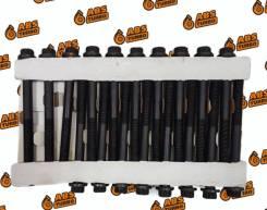 Болты ГБЦ TD27 QD32 Nissan комплект 18шт 11056-43G00