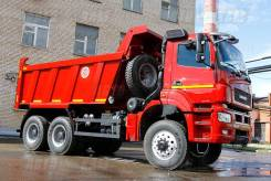КамАЗ 65802-002-87, 2021