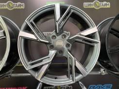 Новые диски Audi RS R18 8J ET35 5*112 в наличии