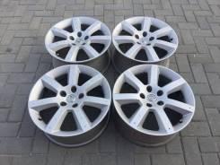 Комплект дисков Nissan Fairlady Z R17 7.5J ET30 8J ET33 5*114.3
