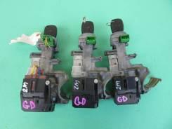 Замок зажигания Honda Fit, GD1/GD2/GD3/GD4, L13A/L15A. 2M. 06350-SAA-J10