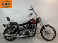 Harley-Davidson Dyna Wide Glide FXDWG, 2003