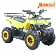 Детский квадроцикл Mowgli (Маугли) MINI Hardy 4T (машинокомплект)