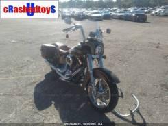 Harley-Davidson CVO Softail Convertible 52603, 2012