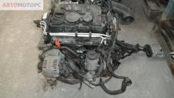 Двигатель Seat Toledo 3, 2006, 2л, дизель TDi PD (BMM)