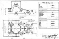 Обсадной стол Junttan/Leffer для Junttan PM26