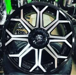 Новые 20-ые диски на Nissan Pathfinder