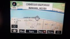 Диск русификации, карты навигации Lexus и Toyota GEN5 Аисин