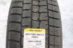 Dunlop Winter Maxx WM01, 245/45 R18 100T