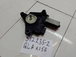 Моторчик стеклоподъемника задний правый [A2469063200] для Mercedes-Benz GLA-class X156 [арт. 512235-2]