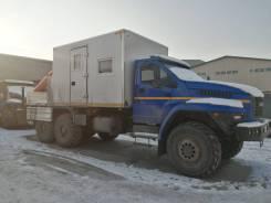 Мастерская с КМУ на шасси Урал 4320 NEXT, 2020