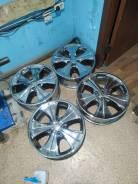 Продаю диски литые 5*114, 3R17 из Японии без пробега по РФ