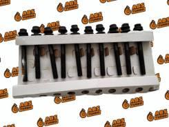 Болты ГБЦ G16A Suzuki комплект 10шт 11117-73G00