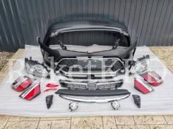 Комплект рестайлинга Toyota Camry из 50 в 55 кузов ACV51 ASV50 ASV51