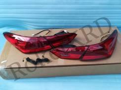 Задние фонари toyota camry ASV70, AXVA70, AXVH70 Красные Led