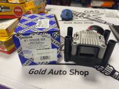 61-00008-SX катушка зажигания Audi A2-A4 1.4/1.6/1.8 96>, Skoda Fabia