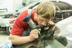 Ремонт автомобильных стекол (триплекс), сколы, трещины, Тонировка!