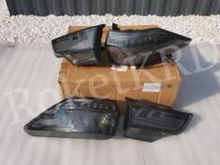 Задние фонари toyota highlander 13-2019 г Дым LED ASU50