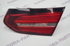 Фонарь задний крышки багажника RH Mercedes ML/GLE 2014, правый
