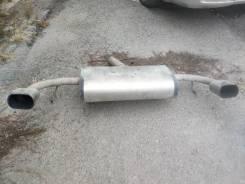 Глушитель MG-Race 76мм прямоточный на обе стороны