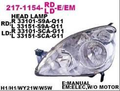 Фара передн прав с ЭК DEPO 217-1154R-LD-EM