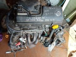 Продам двигатель в сборе с акпп на ниссан марч ак12