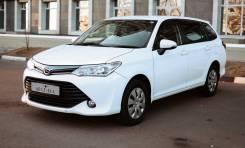 Аренда автомобиля Toyota Corolla Fielder 2015