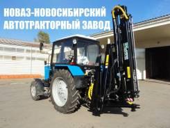 Кран - Манипулятор DL Agro от завода Новаз