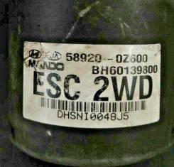Блок ABS 58920-0Z600 KIA Sportage, Hyundai Tucson 2.0 2WD