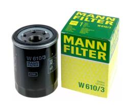 Фильтр масляный MANN W610/3