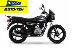 Мотоцикл BAJAJ Boxer 150 UG синий/черный, МОТО-ТЕХ, Томск