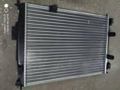 Радиатор охлаждения Nissan Qashqai 06-14 г. в.