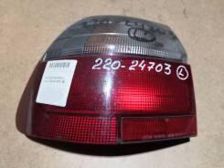 Стоп-сигнал, Nissan Avenir, W10, левый, №: 2655595N00, 220-24703