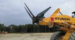 Вилы 3000 кг для фронтального погрузчика