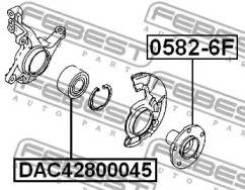 Подшипник ступицы колеса | перед прав/лев | DAC42800045