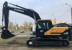 Hyundai R220LC-9S, 2020