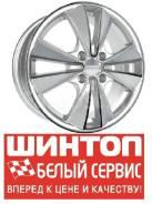16х6.0 4*100 ET45 D67.1 диск литой СКАД Россия ЭКО алмаз