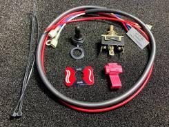 Установочный комплект подогрева курка газа (2 режима)