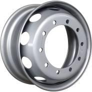Грузовой диск (9911-21) 11.75x22.5/10x335 D281 ET120 Silver Hartung