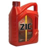 Трансмиссионное масло для автомобиля Zic GFT 75W90 4л ZIC