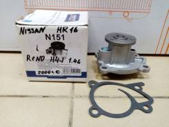 Продам водяную помпу Nissan / Renault HR16DE