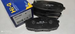 SP1162 Колодки тормозные дисковые передние Hi-Q Kia Ceed