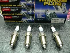 Комплект Иридиевых Свечей зажигания Denso Iridium SC16HR11 (Япония)