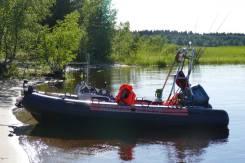 Лодка Риб Аполон 460z и Микатсу 50 л. с. 4 такта