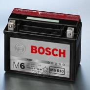 Аккумулятор для мототехники Bosch MOBA AGM M6 12V 8AH 80A (YTX9-4/YTX9-BS) 152x88x106mm 3.38kg Bosch 0092M60100