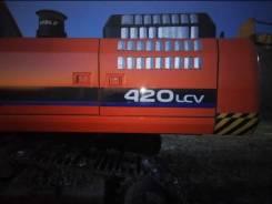 Doosan Solar 420 LC-V, 2011